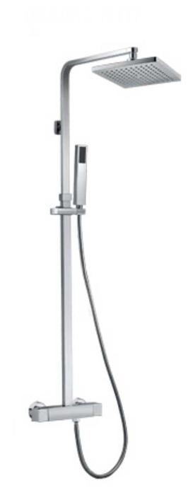 Rociador de ducha de diseño actual contemporáneo