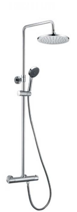 Rociador de ducha formas redondeadas