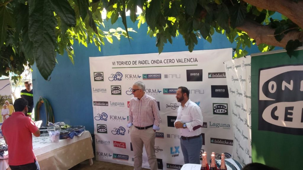 Torneo Paddel 2016 Onda Cero
