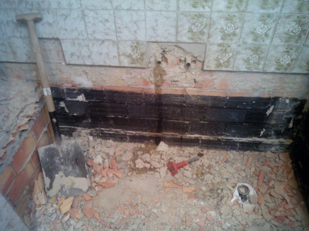 cómo combinar azulejos de baño en reformas