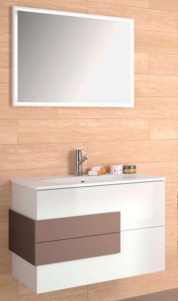mueble de baño Cronos de Salgar