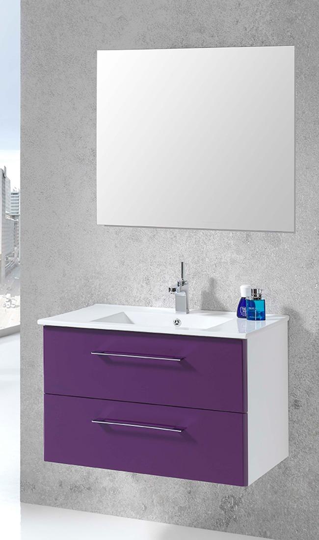 mueble de baño para colgar Marathon firma Valman
