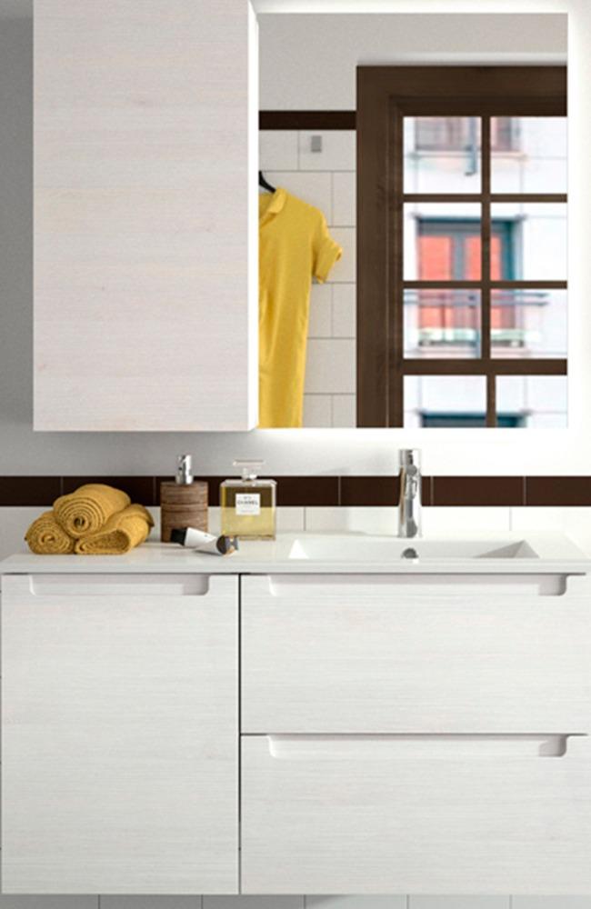 Mueble de baño modelo Monterrey, firma Salgar