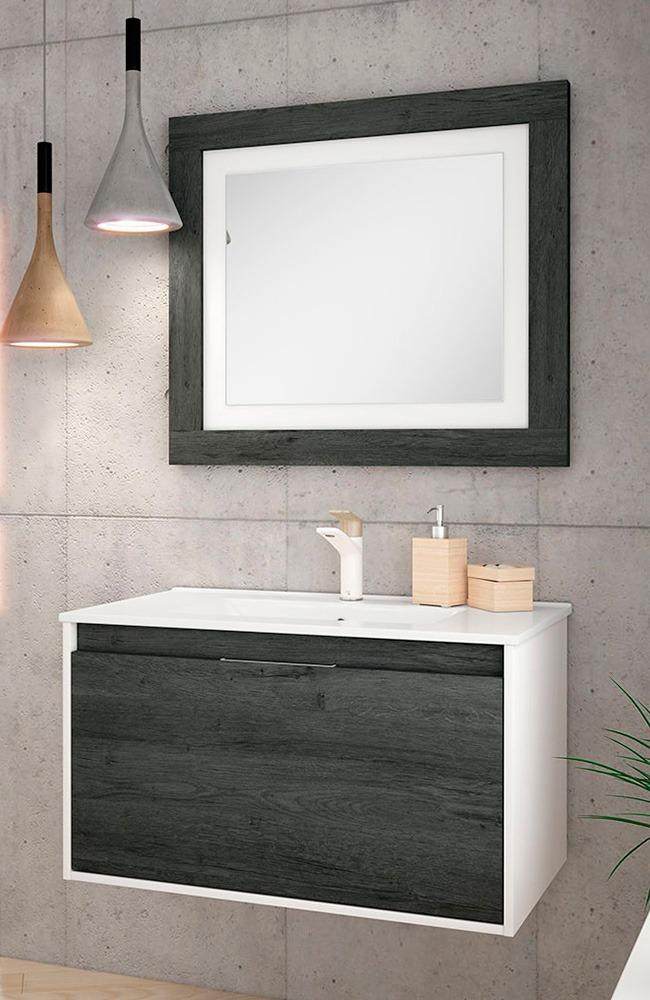 mueble de baño de colgar modelo Valencia