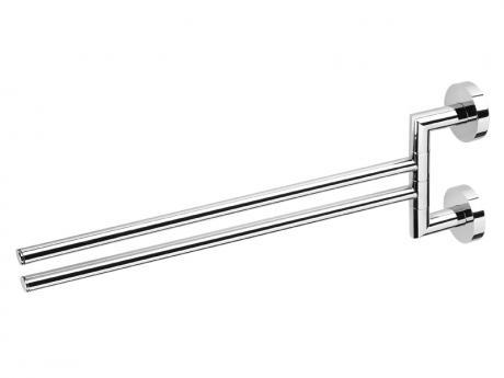 barra doble Odeon accesorios de baño