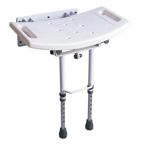 asiento ducha plegable pvc