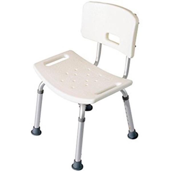 silla con respaldo de seguridad regulable