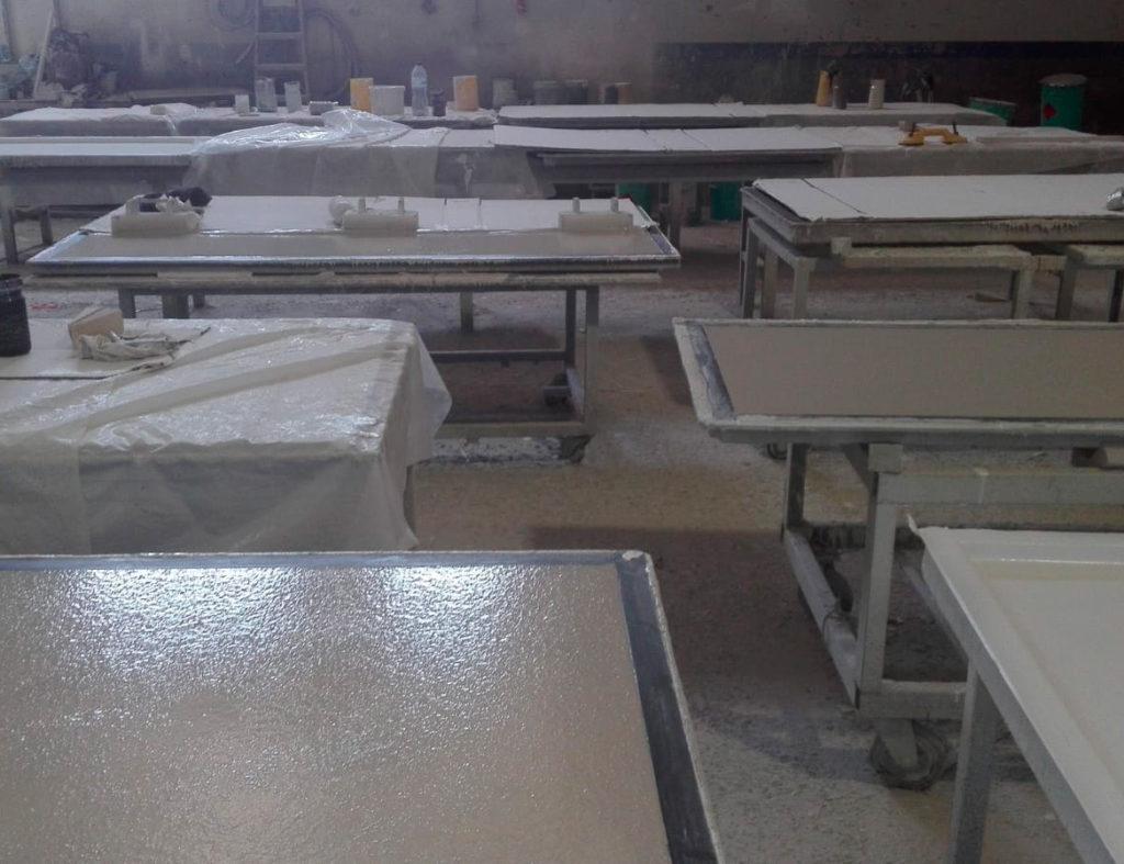 fabricación platos de ducha Totducha