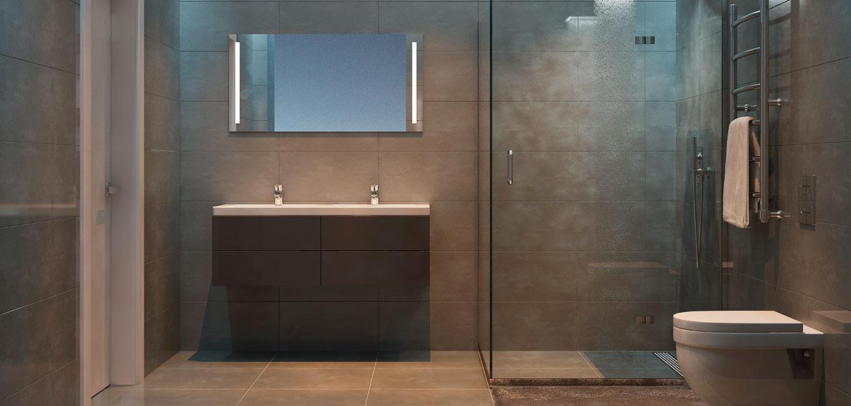 baño con cambio de bañera por ducha antideslizante