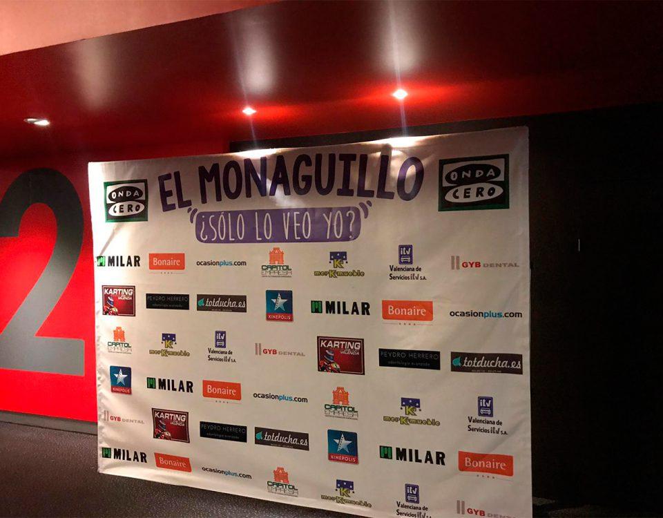 Totducha patrocinador gira de El Monaguillo