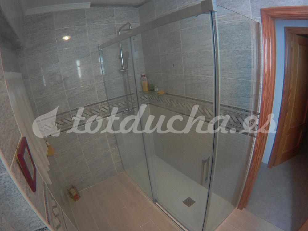 reforma de bañera por ducha Totducha
