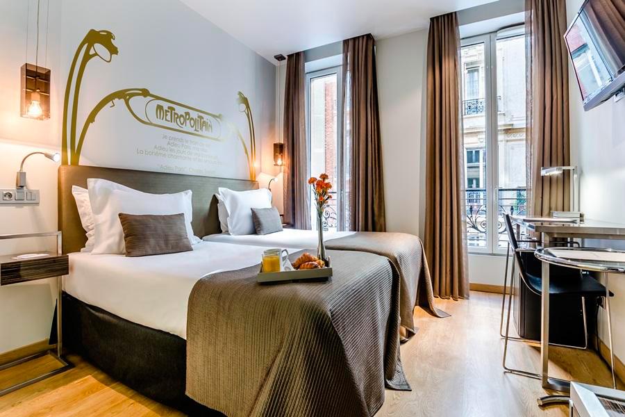 Hotel Exe Panorama París